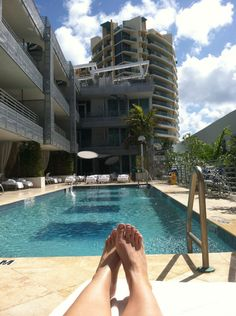 Z Paparazzi:     Foursquare user JenB soaks up the sun on our Lanai Pool Deck.    Have a picture from your stay at Z Ocean that you'd like to share? Email us at contact@zoceanhotelsobe.com or tweet it to @zoceanhotel and we might feature it right here on our page!
