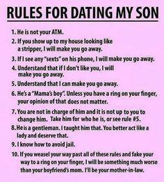 Pretty much! Don't mess wirh mamas baby boys!