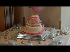 How to Make a Cinderella Coach Birthday Cake | Disney Blog at Magical Kingdoms