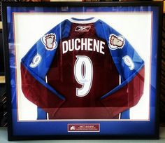 Previous pinner (heck ya): Have you been following our 6-0 Colorado Avalanche?! Wow! What an amazing start to the season