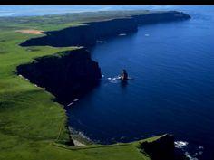 One of Ireland's beautiful seashores.