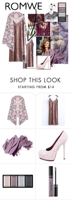 """We are Young"" by sahrish-hossain ❤ liked on Polyvore featuring GE, Bobbi Brown Cosmetics, Yves Saint Laurent, Clé de Peau Beauté and Sephora Collection"