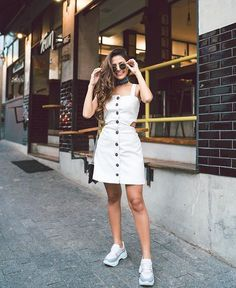 Trendy Moda 2019 Noche Casual in 2020 Casual Dresses, Casual Outfits, Fashion Dresses, Cute Outfits, Maxi Dresses, Style Casual, Casual Looks, Smart Casual, Style Tumblr