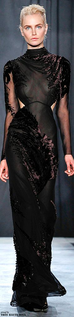 Jason Wu Fall/Winter 2014 RTW R/HC