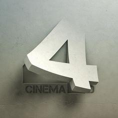 #cinema4d #c4d #art #design #3d #typography #digitalart #digital #graphicdesign #render #3dgraphic by alex.gurinenko Typo Design, Signage Design, Graphic Design, 3d Typography, Lettering, 3d Art Drawing, Music Collage, 3d Type, Anniversary Logo