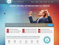 Ali Sarıca web design