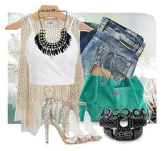 """""""Bohemian"""" by bianca-2904 ❤ liked on Polyvore featuring Diesel, Daytrip and Jimmy Choo"""