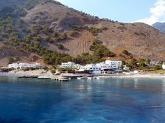 Photo about Agia Roumeli de macgreg - Chora Sfakion - 37872