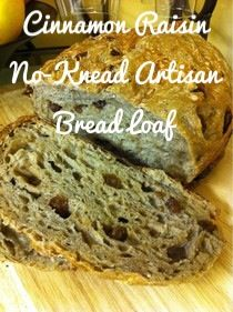 I've already posted a recipe in this blog for a delicious, no fail No Knead Artisan Bread Loaf , and this is a very nice variation of that ...
