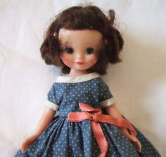 1957 Betsy McCall Doll in Original Outfit