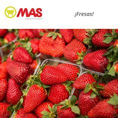 ¡Qué frescas y buenas están las fresas, directas desde Huelva!