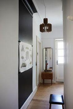 1000 images about d coration de l 39 entr e on pinterest hallways narrow hallways and entrance. Black Bedroom Furniture Sets. Home Design Ideas
