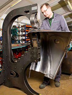 English Wheeling Machine – Contour Autocraft Own Design English Wheeling Machine