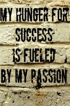 Doing all things with passion... Not only the things I enjoy or love but making my whole being passion... ::Passion!