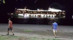 Crucero Puntarenas
