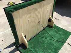 DIY Tailgate TV Stand - 12