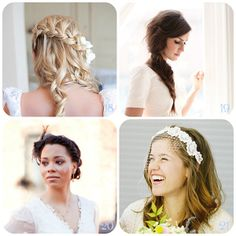 25 boho-inspired wedding hairstyles