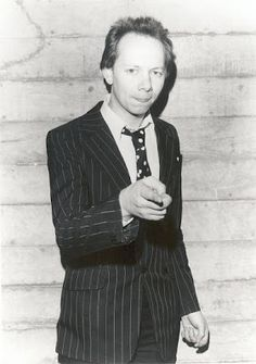 """Joe Jackson, """"I'm the Man"""" (1979) - I yield to no one in my adoration of several years worth of Elvis Costello tunes, but even I have to admit: there isn't a single EC song that knocks me flat in the car the way """"I'm the Man"""" does (""""Peace, Love and Understanding"""" comes closest). This (among other things) is why I love pop. Listen... http://grooveshark.com/s/Im+The+Man/2tmW26?src=5"""