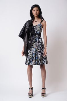 Charlotte Ronson Spring 2014 Ready-to-Wear Collection on Style.com: Runway Review