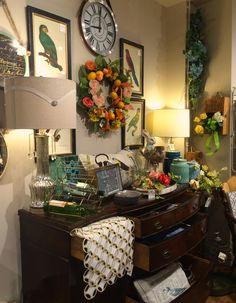 NEW ARRIVALS - lots of new product has arrived. The store is full of UNIQUE garden, Easter, home decor, gifts, AND cloths. Unique Gardens, Home Decor Store, Garden Accessories, New Product, Liquor Cabinet, Cloths, Unique Gifts, Easter, Crafts
