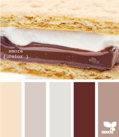 smore color - color swatches