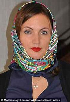 Nastya's mother Ekaterina who had left her daughter in the care of the nanny before she killed the child