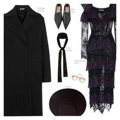"""Alessandra Rich Dress"" by amberelb ❤ liked on Polyvore featuring Alessandra Rich, River Island, Bottega Veneta, Miu Miu, Brixton, women's clothing, women's fashion, women, female and woman"
