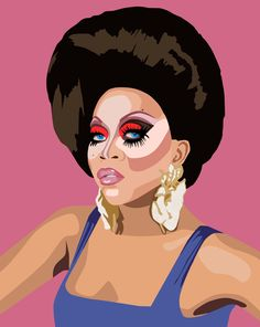 Behance :: Editing THE DRAG QUEENS PROJECT