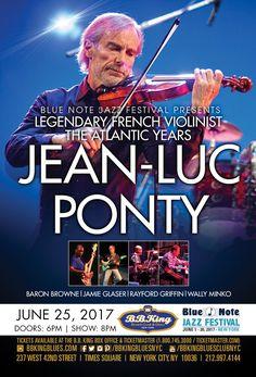 Jean-Luc Ponty - The Atlantic Years (6.25.17)