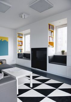 Mieszkanie dla bibliofila.