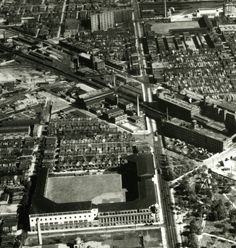 Baker Bowl, later Shibe, later Connie Mack Stadium  1929
