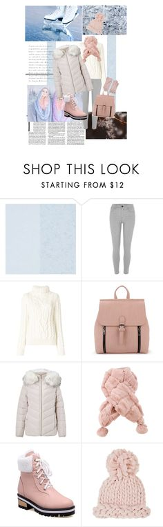 """almost winter"" by starlightdoh ❤ liked on Polyvore featuring Designers Guild, River Island, Moncler Grenoble, Miss Selfridge, Barneys New York and UGG"