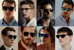 Você sabe quais óculos combinam melhor com seu formato de rosto? Antes de comprar sua próxima armação de grau ou óculos de sol novos, descubra se suas linhas faciais são ovais, redondas, quadradas ou triangulares e qual o modelo ideal para seu caso.