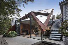 """""""Пшеничный дом"""" от студии Damian Rogers Architecture - http://archiq.ru/pshenichnyj-dom-ot-studii-damian-rogers-architecture/"""