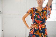 The Date Night Dress & Simple Slip - PDF Download - April Rhodes