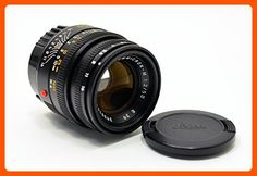 Leica 50mm f/2.0 Summicron M Manual Focus Lens (11826) - Photo stuff (*Amazon Partner-Link)