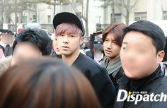 140228 Dispatch - Going to KBS - Spellbound #동방신기 #수리수리