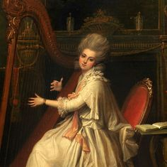 Richard Cosway (1742-1821) Marianne Dorothy Harland later Mrs William Dalrymple, 1779