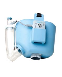 Flexineb™ is a silent, efficient, portable equine nebulizer device that is simple to use, comfortable and affordable.