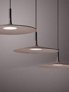 d4eb811e86b7 foscarini aplomb large ufo concrete lamp lucidipevere designboom Large  Pendant Lighting