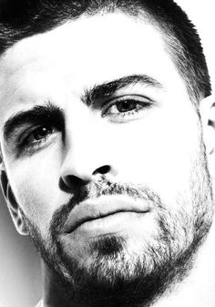 Gerard Pique- he's almost like a spanish liam hemsworth