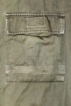 Military pockets