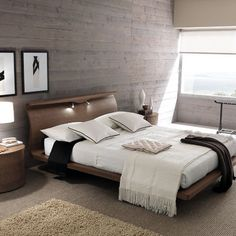 Spaces Solid Wood Platform Bed With Drawers Design, Pictures, Remodel, Decor and Ideas - page 2