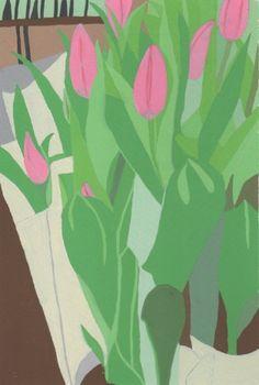 季節の花。2018/2/17チューリップ。