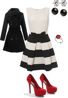 """dressy"" by ilsersls ❤ liked on Polyvore"