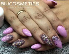 #biucosmetics #biulover #biucolors #nails #naislpolish #glitter #nailglitter #purplenails #beautynails