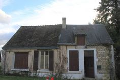 Character House With Land, Directly Opposite The Chateau.  €38,000/£30,856