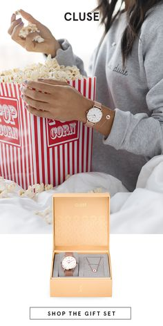 The Minuit Heart Gift Box is all about celebrations. A celebration of life lived in the moment. For love expressed in the details. For starry nights and midnight wishes.  Love Stories with CLUSE.