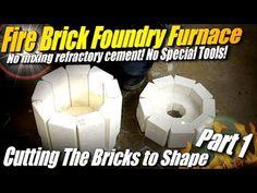 Melting Aluminium In The Mini Metal Foundry - Melting Aluminum #1 - YouTube