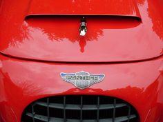 Panther Kallista by jenskramer, via Flickr Panther Car, Car Radiator, Car Hood Ornaments, Used Ford, Badges, Chevrolet Logo, Automobile, Cars, Search